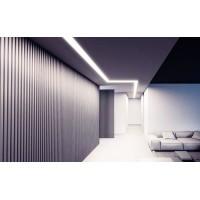 Световой натяжной потолок 1м²